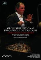 Orchestre national du capitole de Toulouse joue Shostakovich à la Philharmonie de Paris