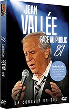Jean Vallée face au public