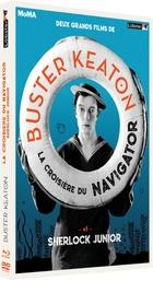 Deux grands films de Buster Keaton : La Croisière du Navigator + Sherlock Jr.