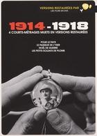 1914-1918, 4 courts métrages muets en versions restaurées