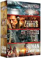 Zombies : Battledogs + SS Troopers + Rise of the Zombies + Human Contagion