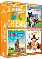 Cooper, un amour de chien + Smitty, le chien + Le chien d'Halloween