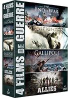 End of War + Starfighter + Gallipoli - La bataille des Dardanelles + Alliés