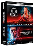 Terminator 2 + Total recall