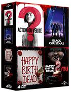Happy Birthdead + Happy Birthdead 2 You + Action ou vérité + Black Christmas