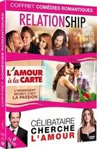 Relationship + L'Amour à la carte + Célibataire cherche l'amour