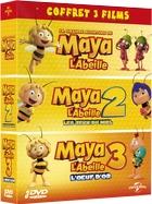Grande Aventure de Maya l'abeille (La) + Maya l'abeille 2 - Les jeux du miel + Maya l'abeille 3 - L'oeuf d'or