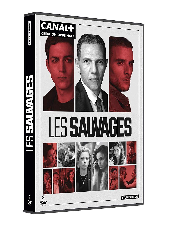 Sauvages (Les) : 3 DVD | Zlotowski, Rebecca. Réalisateur