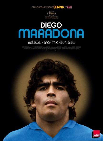 Diego Maradona : Rebelle, héros, tricheur, Dieu / Asif Kapadia, réal.  | Kapadia, Asif. Metteur en scène ou réalisateur