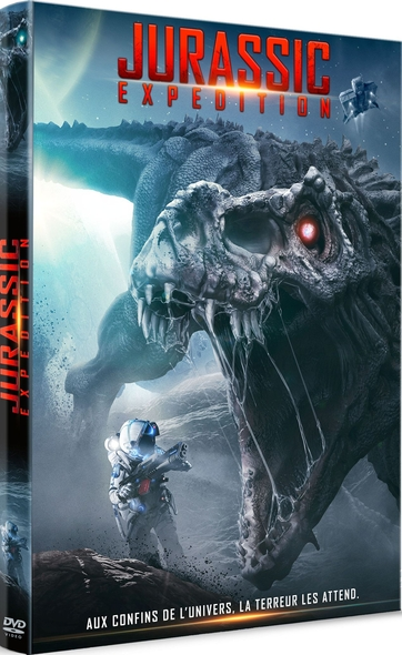Jurassic expedition . DVD / Wallace Brothers, réal.    Brothers , Wallace . Metteur en scène ou réalisateur