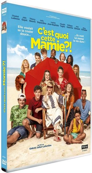 C'est quoi cette Mamie ?! . DVD / Gabriel Julien-Laferrière, réal.    Julien-Laferrière, Gabriel. Scénariste