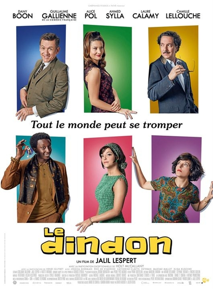 """Afficher """"Le dindon"""""""