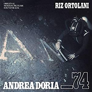 Andrea Doria 74 | Riz Ortolani. Compositeur. Interprète