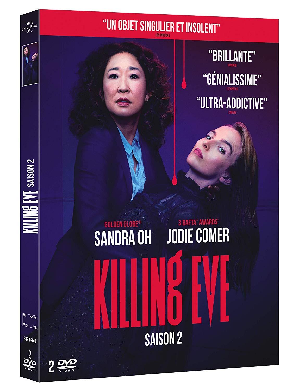 Killing Eve : 2 DVD | Thomas, Damon. Réalisateur