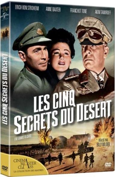 Les Cinq secrets du désert