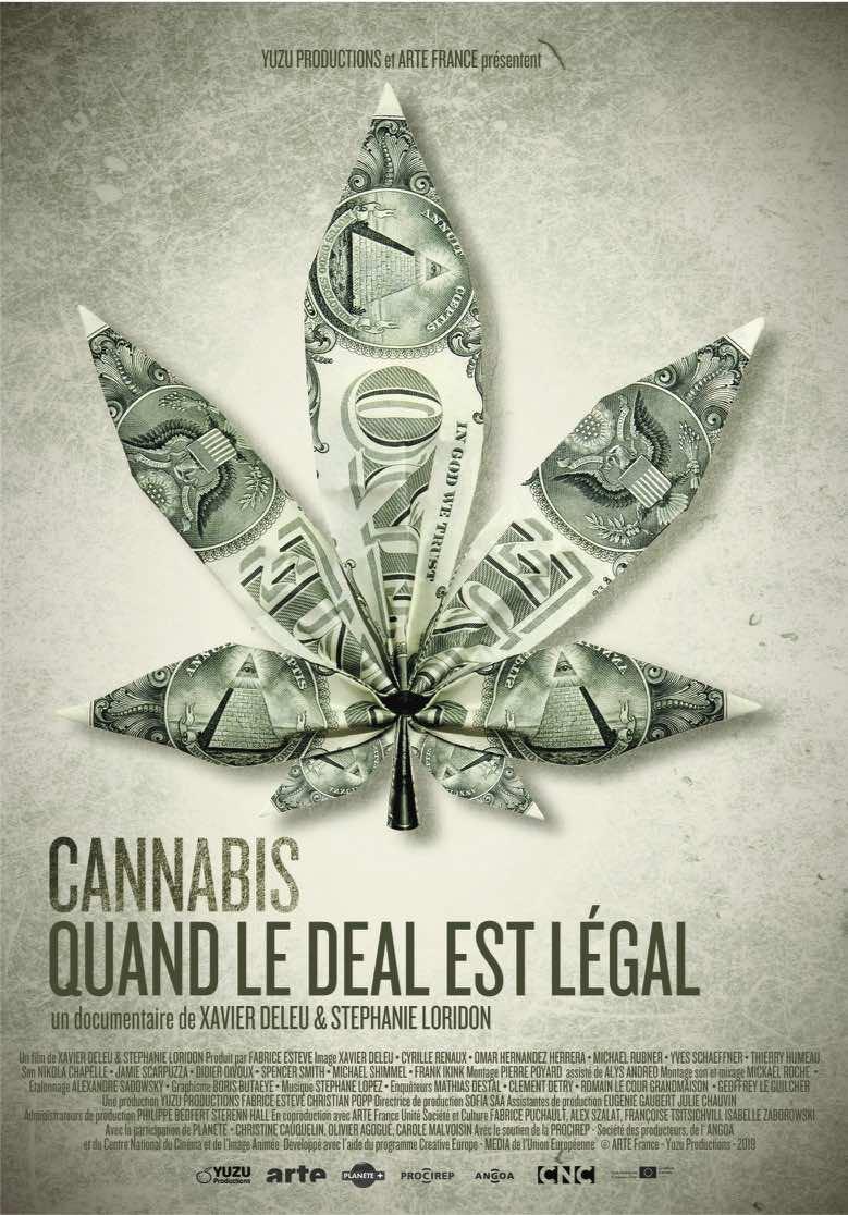 Cannabis, quand le deal est légal    Deleu, Xavier, réalisateur