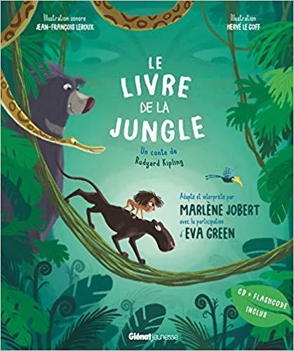 Le livre de la jungle / Marlène Jobert  | Jobert , Marlene . Narrateur