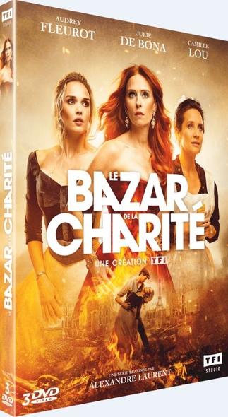 Bazar de la Charité (Le) | Laurent, Alexandre. Monteur