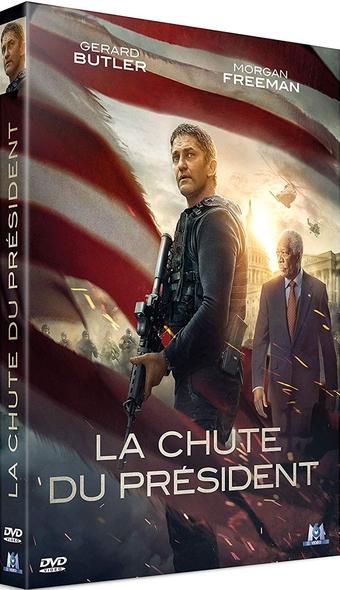 La Chute du président . DVD = Angel Has Fallen / Ric Roman Waugh, réal.  | Roman Waugh , Ric . Scénariste