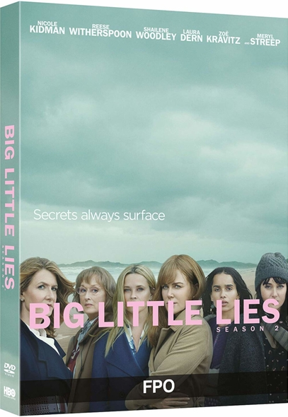 Big Little Lies : 2 DVD = Big Little Lies - Season 2 | Arnold, Andrea. Réalisateur