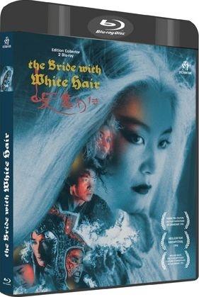 The Bride with white hair = Bai fa mo nu zhuan   Yu, Ronny. Réalisateur