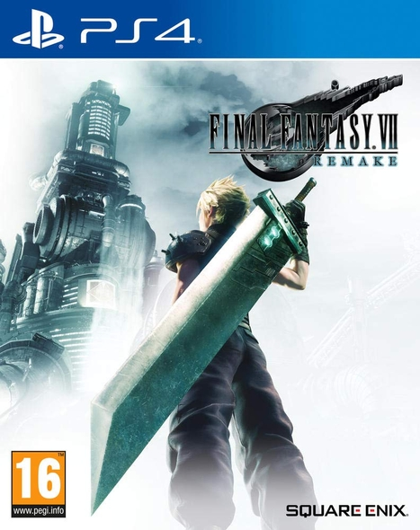 Final Fantasy VII : Remake (PS4)