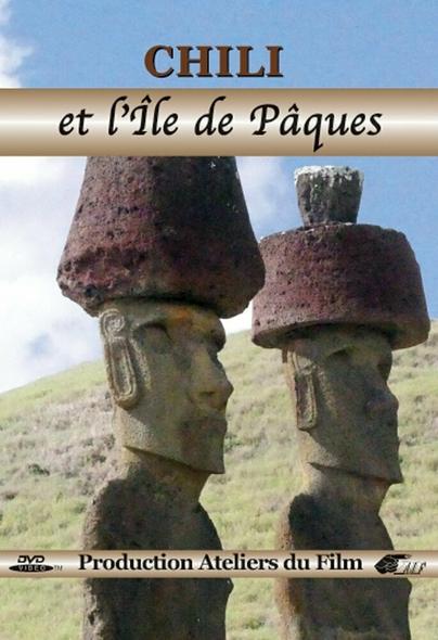 Chili et l'Île de Pâques . DVD / Rosa Perahim, José Castan, réal.  | Perahim, Rosa. Metteur en scène ou réalisateur