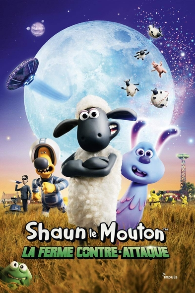 Shaun le mouton : La ferme contre-attaque = A Shaun the Sheep Movie: Farmageddon | Becher, Will. Réalisateur
