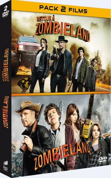 Bienvenue à Zombieland / film de Ruben Fleischer  | Fleischer, Ruben. Metteur en scène ou réalisateur