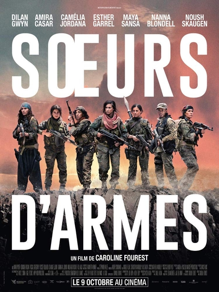 Soeurs d'armes | Fourest, Caroline. Réalisateur