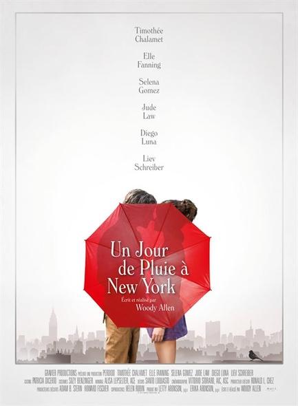 Un jour de pluie à New York | Allen, Woody, réalisateur, scénariste