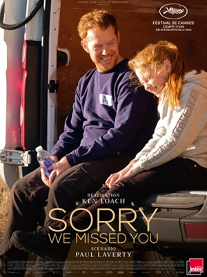 "Afficher ""Sorry we missed you"""