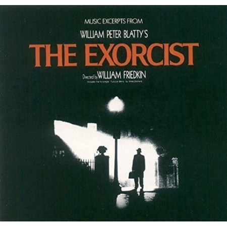 The exorcist   Nitzsche, Jack. Compositeur