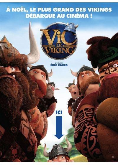 Vic le Viking   Cazes, Eric. Metteur en scène ou réalisateur