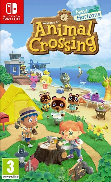 Animal crossing : New horizons (SWITCH)