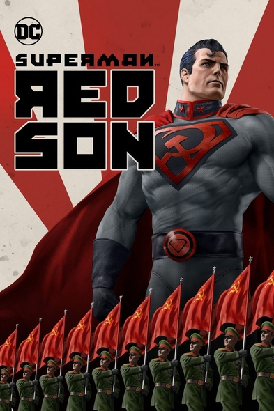 Superman : Red Son = Superman: Red Son | Liu, Sam. Réalisateur
