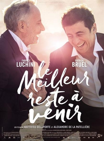 Meilleur reste à venir (Le) / Matthieu Delaporte & Alexandre de La Patellière |