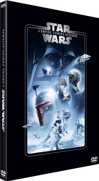 Star Wars. Episode V, L'empire contre-attaque = Star Wars: Episode V - The Empire Strikes Back   Kershner, Irvin. Réalisateur