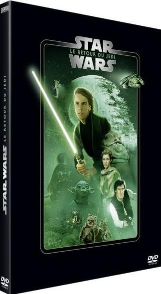 Star Wars. Episode VI, Le retour du Jedi = Star Wars: Episode VI - Return of the Jedi   Marquand, Richard. Réalisateur