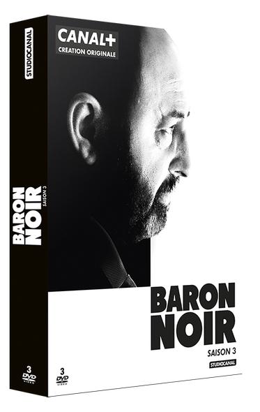 Baron Noir : 3 DVD | Chevrollier, Antoine. Réalisateur