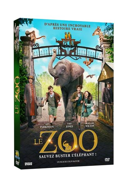Le Zoo : Sauvez Buster l'éléphant !. DVD / Colin McIvor, réal.  | McIvor , Colin . Scénariste