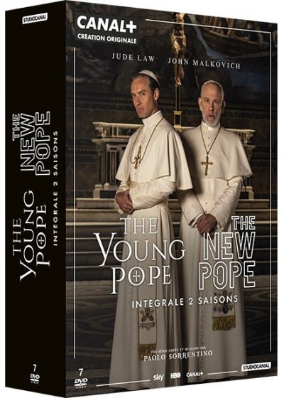 Young Pope (The) : Episodes 1 à 3 | Sorrentino, Paolo. Monteur