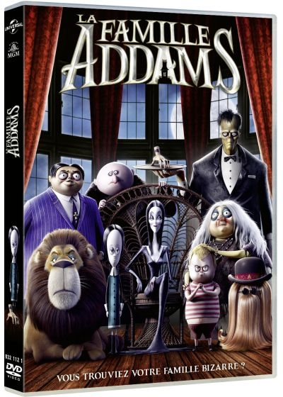 Famille Addams (La) = The Addams Family | Vernon, Conrad. Réalisateur