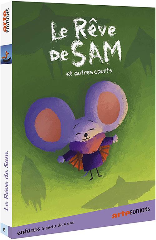 Le Rêve de Sam : et autres courts / films d'animation de Robin Joseph, Marlies Van Der Wel, Pierre Clenet [et al.] | Joseph , Robin . Metteur en scène ou réalisateur