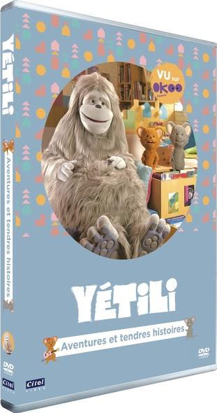 Yetili : Aventures et tendres histoires