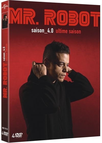 Mr. Robot : 4 DVD = Mr. Robot - Season 4 | Esmail, Sam. Antécédent bibliographique