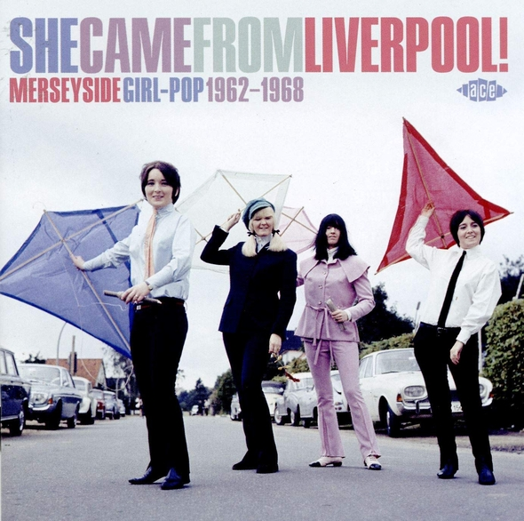 She came from Liverpool ! Merseyside girl-pop 1962/1968 |