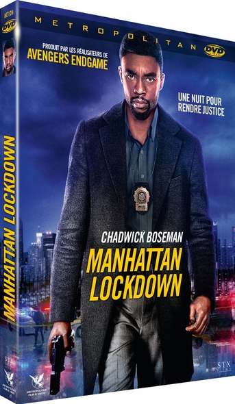 Manhattan Lockdown / Film de Brian Kirk  | Kirk, Brian. Metteur en scène ou réalisateur
