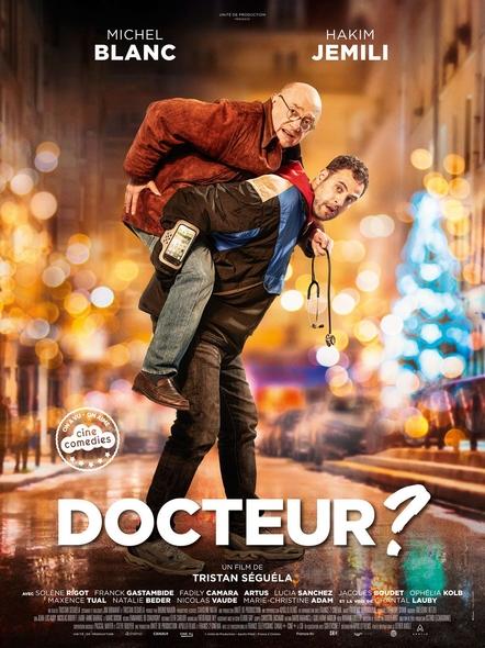Docteur ? . DVD / Tristan Séguéla, réal.  | Séguéla , Tristan . Scénariste