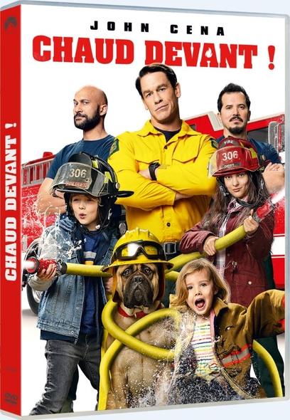 Chaud devant ! . DVD = Playing with Fire / Andy Fickman, réal.  | Fickman , Andy . Metteur en scène ou réalisateur